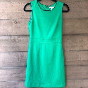 Beautiful Green Banana Republic Dress- size 0